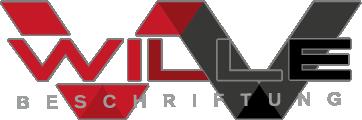 Wille – Beschriften, Bekleben, Bedrucken